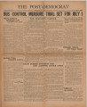 Post-Democrat (Muncie, Ind.) 1931-06-19, Vol. 11, No. 22