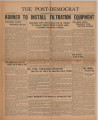Post-Democrat (Muncie, Ind.) 1931-06-26, Vol. 11, No. 23