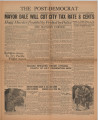 Post-Democrat (Muncie, Ind.) 1931-07-10, Vol. 11, No. 25