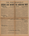 Post-Democrat (Muncie, Ind.) 1931-07-17, Vol. 11, No. 26