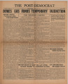 Post-Democrat (Muncie, Ind.) 1931-07-24, Vol. 11, No. 27