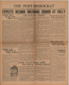 Post-Democrat (Muncie, Ind.) 1931-08-14, Vol. 11, No. 30
