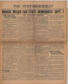 Post-Democrat (Muncie, Ind.) 1931-08-21, Vol. 11, No. 31