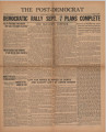 Post-Democrat (Muncie, Ind.) 1931-08-28, Vol. 11, No. 32