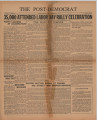 Post-Democrat (Muncie, Ind.) 1931-09-11, Vol. 11, No. 34