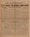 Post-Democrat (Muncie, Ind.) 1931-11-13, Vol. 11, No. 40