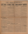 Post-Democrat (Muncie, Ind.) 1931-11-20, Vol. 11, No. 41