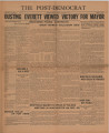 Post-Democrat (Muncie, Ind.) 1931-12-04, Vol. 11, No. 43