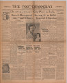Post-Democrat (Muncie, Ind.) 1934-05-18, Vol. 14, No. 18