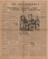 Post-Democrat (Muncie, Ind.) 1934-08-10, Vol. 14, No. 30