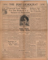 Post-Democrat (Muncie, Ind.) 1934-10-12, Vol. 14, No. 38