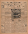 Post-Democrat (Muncie, Ind.) 1934-10-26, Vol. 14, No. 40