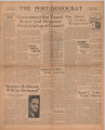 Post-Democrat (Muncie, Ind.) 1934-11-02, Vol. 14, No. 41