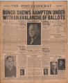 Post-Democrat (Muncie, Ind.) 1934-11-09, Vol. 14, No. 42