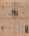 Post-Democrat (Muncie, Ind.) 1934-11-16, Vol. 14, No. 43