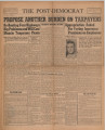 Post-Democrat (Muncie, Ind.) 1936-02-21, Vol. 17, No. 04