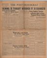 Post-Democrat (Muncie, Ind.) 1936-02-28, Vol. 17, No. 04