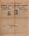 Post-Democrat (Muncie, Ind.) 1936-03-06, Vol. 17, No. 05