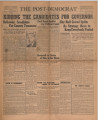 Post-Democrat (Muncie, Ind.) 1936-03-13, Vol. 17, No. 06