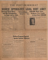 Post-Democrat (Muncie, Ind.) 1936-03-20, Vol. 17, No. 07