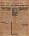 Post-Democrat (Muncie, Ind.) 1936-03-27, Vol. 17, No. 08