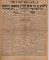 Post-Democrat (Muncie, Ind.) 1937-09-10, Vol. 17, No. 30