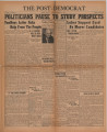 Post-Democrat (Muncie, Ind.) 1938-02-18, Vol. 17, No. 43