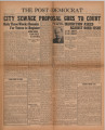 Post-Democrat (Muncie, Ind.) 1938-03-11, Vol. 17, No. 46