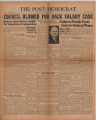 Post-Democrat (Muncie, Ind.) 1938-04-01, Vol. 17, No. 49