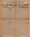 Post-Democrat (Muncie, Ind.) 1938-04-08, Vol. 17, No. 50