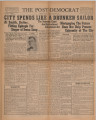 Post-Democrat (Muncie, Ind.) 1936-01-31, Vol. 17, No. 01