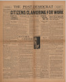 Post-Democrat (Muncie, Ind.) 1932-02-19, Vol. 12, No. 06