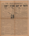 Post-Democrat (Muncie, Ind.) 1932-02-26, Vol. 12, No. 07
