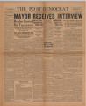 Post-Democrat (Muncie, Ind.) 1932-03-25, Vol. 12, No. 11
