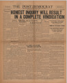 Post-Democrat (Muncie, Ind.) 1932-04-01, Vol. 12, No. 12