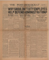 Post-Democrat (Muncie, Ind.) 1932-04-01, Vol. 12, No. 13