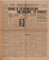 Post-Democrat (Muncie, Ind.) 1932-06-17, Vol. 12, No. 23