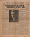 Post-Democrat (Muncie, Ind.) 1932-07-01, Vol. 12, No. 25