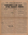 Post-Democrat (Muncie, Ind.) 1932-08-12, Vol. 12, No. 31