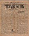 Post-Democrat (Muncie, Ind.) 1932-10-21, Vol. 12, No. 39
