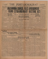 Post-Democrat (Muncie, Ind.) 1932-11-25, Vol. 12, No. 44