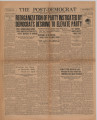 Post-Democrat (Muncie, Ind.) 1933-03-31, Vol. 13, No. 11
