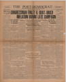 Post-Democrat (Muncie, Ind.) 1933-04-21, Vol. 13, No. 14