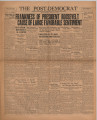 Post-Democrat (Muncie, Ind.) 1933-05-12, Vol. 13, No. 17