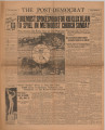 Post-Democrat (Muncie, Ind.) 1933-05-19, Vol. 13, No. 18