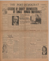 Post-Democrat (Muncie, Ind.) 1933-06-09, Vol. 13, No. 21