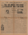 Post-Democrat (Muncie, Ind.) 1933-06-16, Vol. 13, No. 22