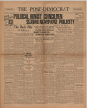 Post-Democrat (Muncie, Ind.) 1933-07-14, Vol. 13, No. 26
