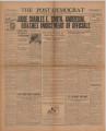 Post-Democrat (Muncie, Ind.) 1933-07-28, Vol. 13, No. 28