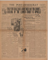 Post-Democrat (Muncie, Ind.) 1933-08-11, Vol. 13, No. 30